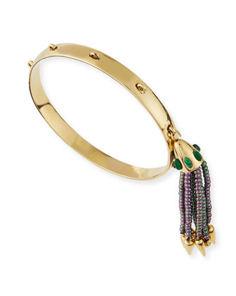 Nomadic Hologram Bangle Bracelet