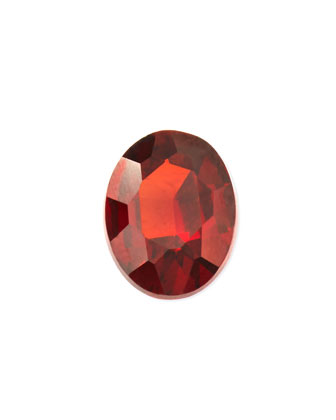Garnet Charm for Locket