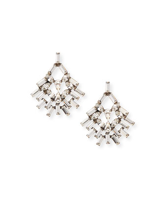 Capelle Crystal Earrings