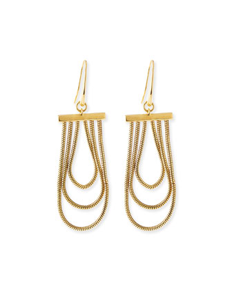 Gemma Chandelier Earrings