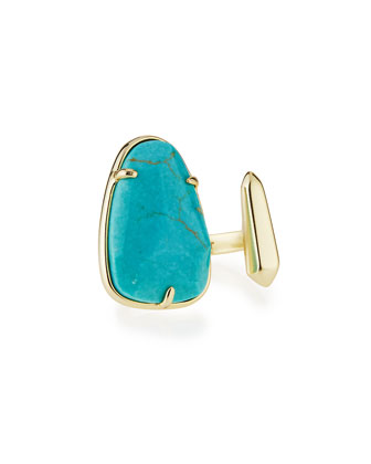 Aussie Ring, Turquoise