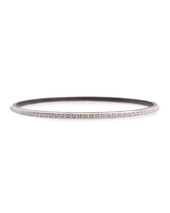 New World/Midnight Bangle Bracelet
