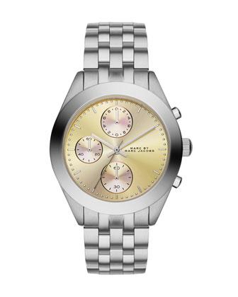 36mm Peeker Chronograph Watch