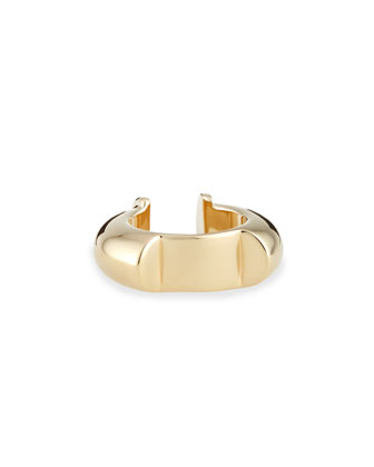 Charlotte Gold-Plated Ring