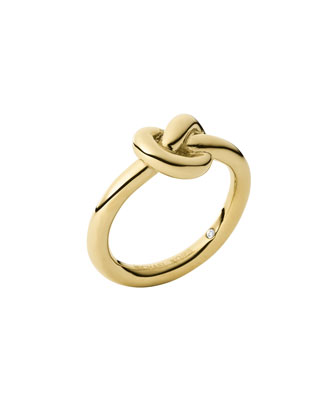 Smooth Knot Ring