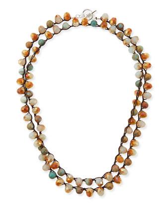 Multi-Bead Necklace, 40