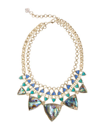 Emily Oasis Statement Necklace