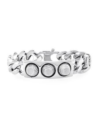 3 Clous Classique Bracelet