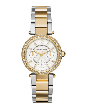 33mm Mini Parker Glitz Bracelet Watch