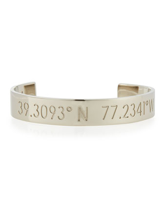 12mm Horizon Bangle Bracelet