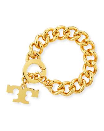 Logo-T Charm Bracelet