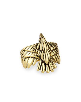Aguila Brass Eagle Ring