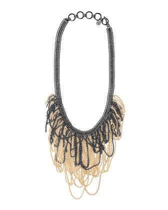 Margot Mixed Metal Necklace