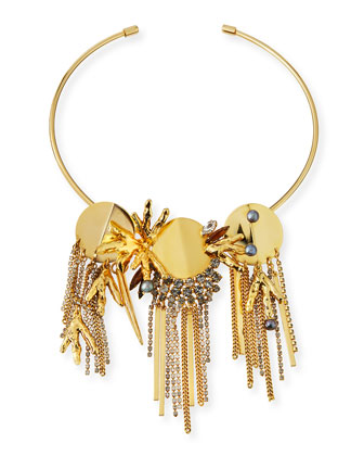 Crystal Palace Collar Necklace