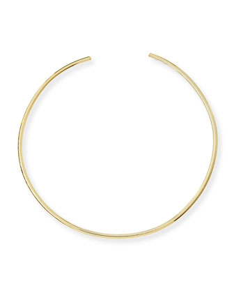 Gold Vermeil Katie Choker Necklace