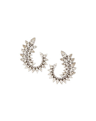 Arabella Crystal Earrings
