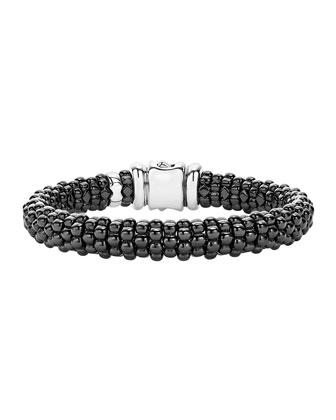 Caviar Bracelets & Enso Crossover Ring