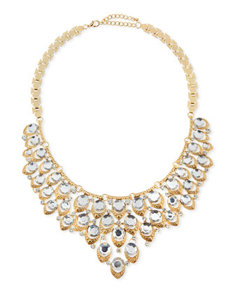 Valentina Crystal Statement Necklace
