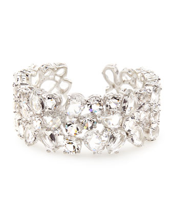 boathouse crystal cuff bracelet