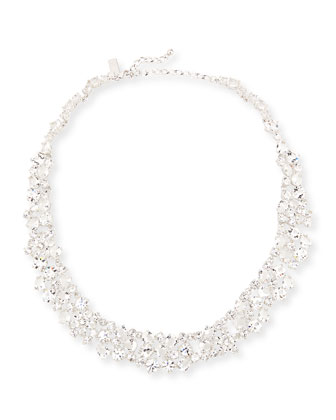 boathouse crystal statement necklace
