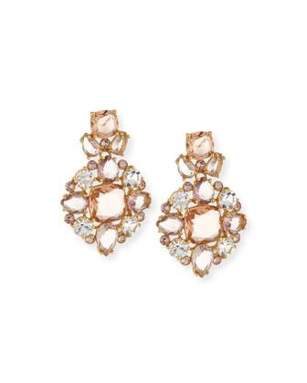 make me blush statement earrings
