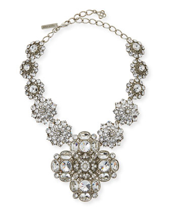 Crystal Statement Necklace
