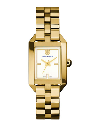 Dalloway Golden Bracelet Strap Watch