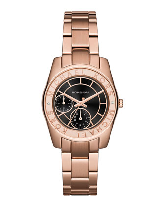 33mm Ryland Rose Golden Watch