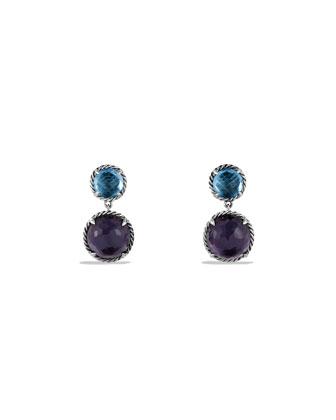 DAVID YURMAN Chatelaine Double-Drop Earrings