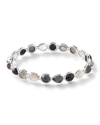 Rock Candy® Black Tie Bangle Bracelet