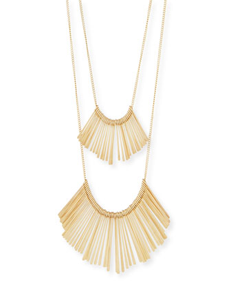 Brooklyn Long Layered Necklace