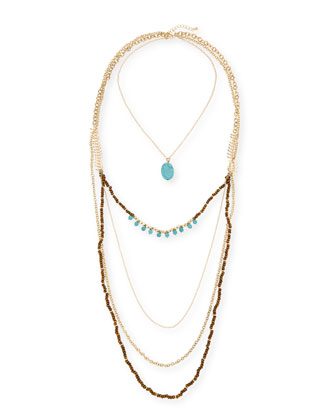 Lilianna Layered Necklace