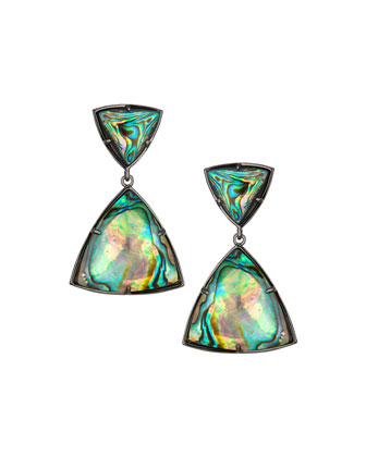 Maury Abalone Shell Earrings