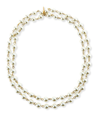 Perfect Pearly Necklace, 36