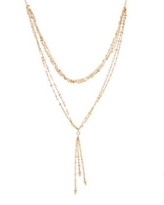 Elite Mega Vista Lariat Necklace