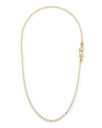 Galaxy 24K Gold-Plated Chain Necklace