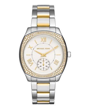 Bryn 40mm Stainless Steel Bracelet Watch