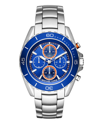 Jet Master 43mm Chronograph Watch