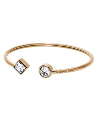 Park Avenue Open Cuff Bracelet