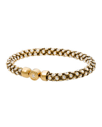 Park Avenue Crystal Magnet Bracelet