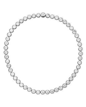 Park Avenue CZ Tennis Necklace