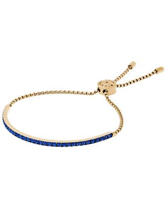 Parisian Crystal Slider Bracelet