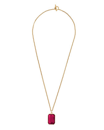 Parisian Jewels Pendant Necklace, 30