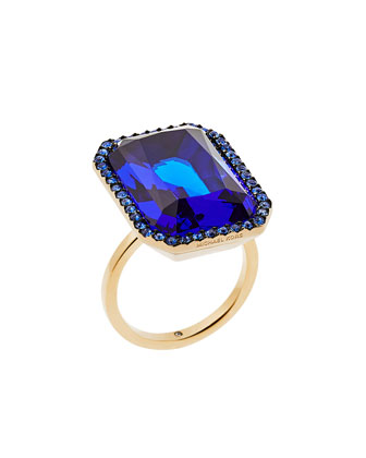 Parisian Jewels Cocktail Ring