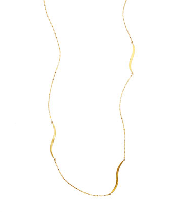 14K Yellow Gold Layering Necklace