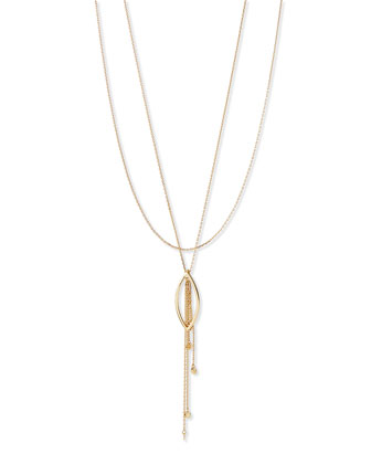 Plain Luxe Layered Necklace