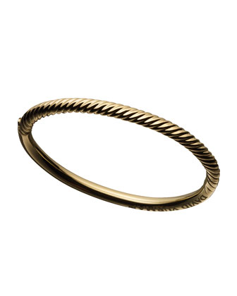 5mm Signature Bangle