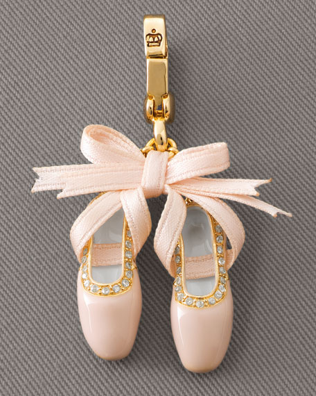 Ballet Slippers Charm