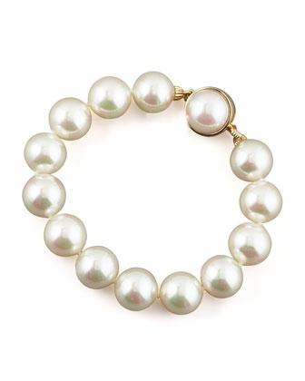 Pearl Bracelet, 12mm