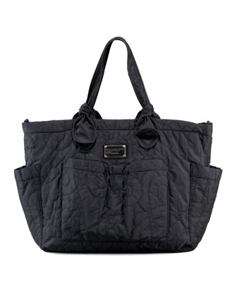 Pretty Eliza Baby Bag, Black